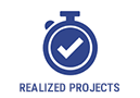Realized projects